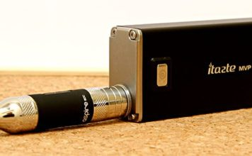 Aspire ET-S Glass Clearomizer Review