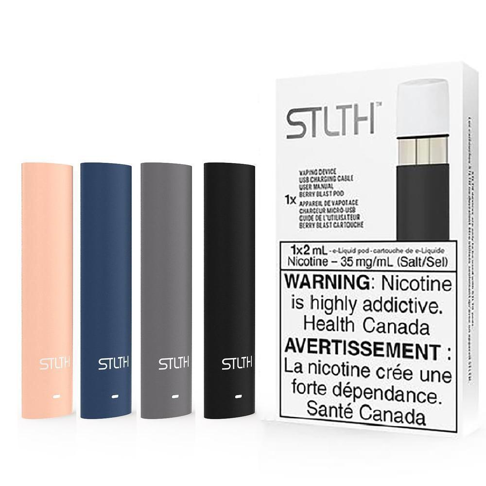 STLTH ECig by STLTH Vape Review