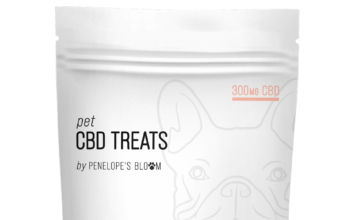 CBD Dog Treats For Anxiety + Stress by Penelope's Bloom Review